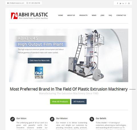 Abhi-Plastics-website-vadodara-cms