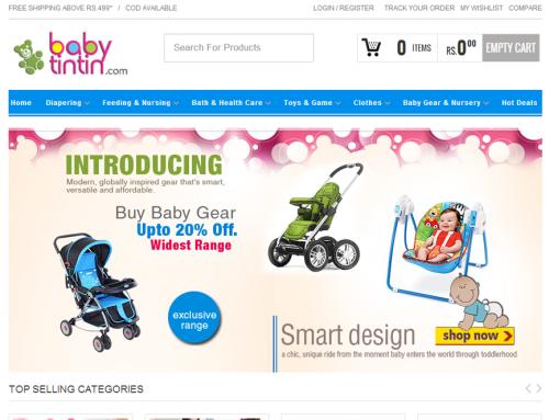 Babytintin.com
