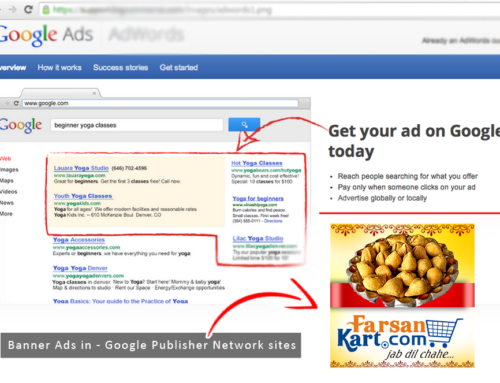 Google Advt – Sample