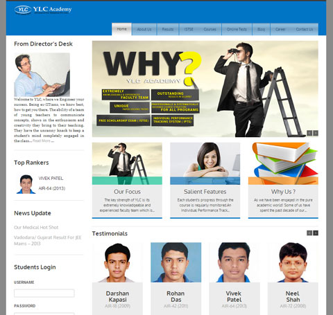 CMS-Education-website-Vadodara