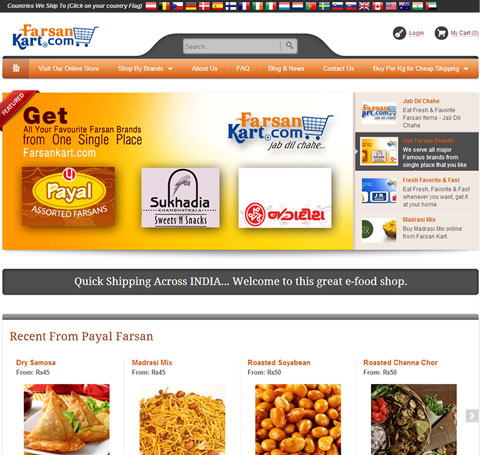 Farsan-Gujarati-food-shop-FarsanKart-website-vadodara