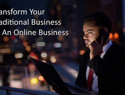 Why Moving Your Business Online Is Beneficial In The Long Run?